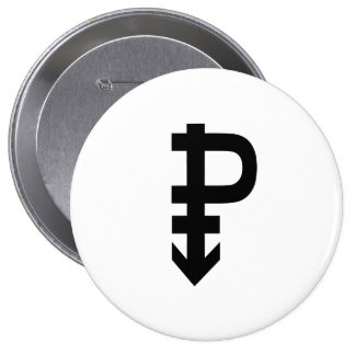 Pansexual Symbol Button