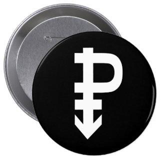 Pansexual Symbol - Pinback Button