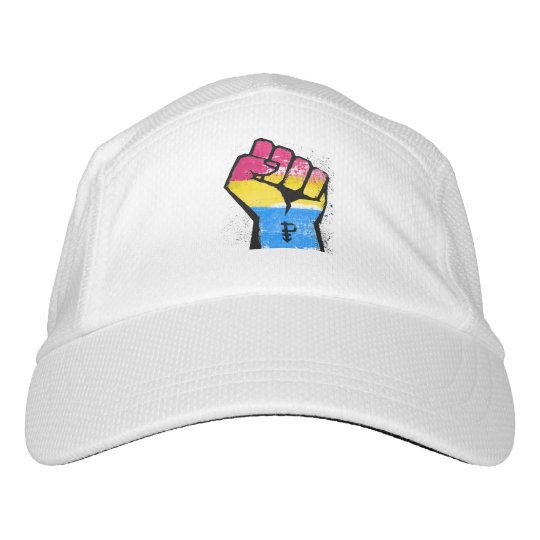Pansexuals Resist And Symbol Lgbt Resistance P Hat Zazzle