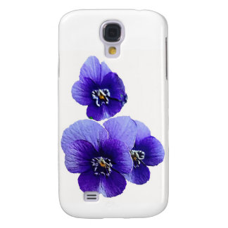 Pansies 2 samsung galaxy s4 cover