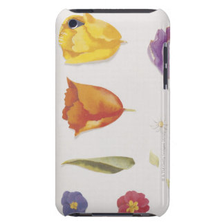 Pansies and Tulips iPod Touch Cover