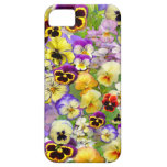 Pansies ~  iPhone 5 ID Case #2 iPhone 5 Cover
