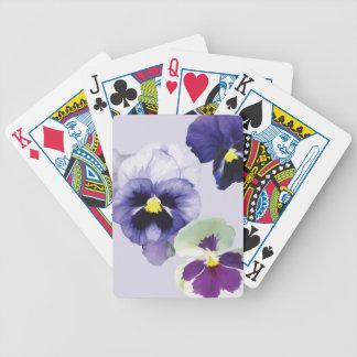 Pansies Card Decks