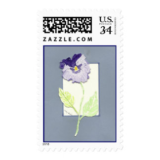 Pansy - 29 cent stamp