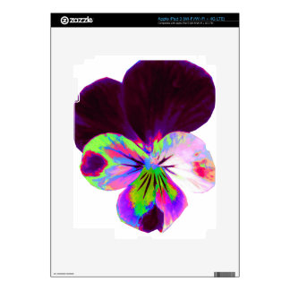 Pansy 4 skin for iPad 3