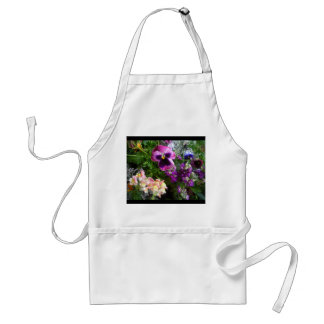Pansy and Friends Adult Apron