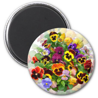 PANSY BEAUTY ~ Magnet