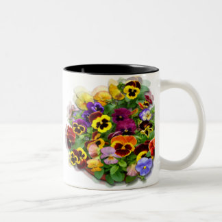 PANSY BEAUTY ~ Ringer  Mug #2