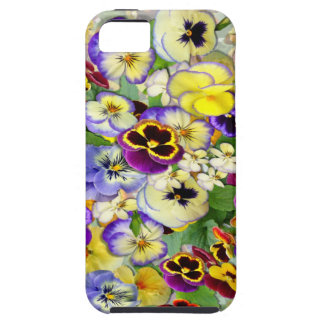 Pansy Cascade iPhone SE/5/5s Case