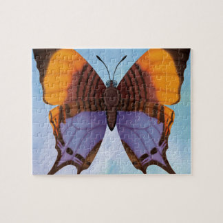 Pansy Daggerwing Butterfly Jigsaw Puzzle