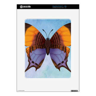 Pansy Daggerwing Butterfly Skin For The iPad