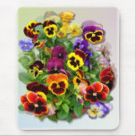 "PANSY DELIGHT ~ Mousepad<br><div class=""desc"">Another pretty Pansy product for you to enjoy,  do have a look at the other products in this colorful Pansy Series.</div>"