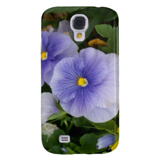 Pansy Galaxy S4 Covers