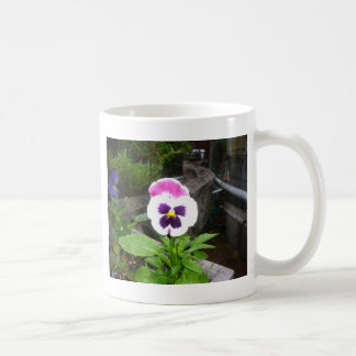 Pansy Galore Coffee Mug