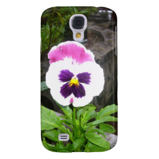 Pansy Galore Galaxy S4 Cover
