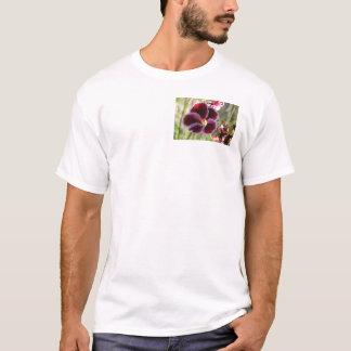 Pansy Geranium T-Shirt