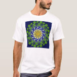 pansy inverted T-Shirt