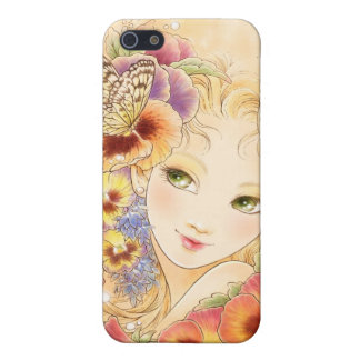 Pansy iPhone 4 Case