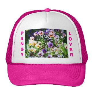 PANSY, LOVER TRUCKER HATS