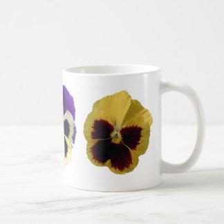 Pansy Mix Mug