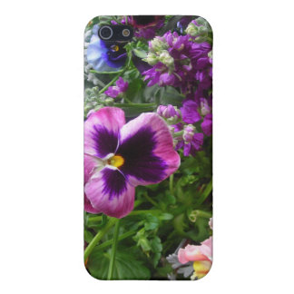 Pansy n' friends iphone4 case