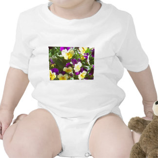 Pansy Patch T Shirt