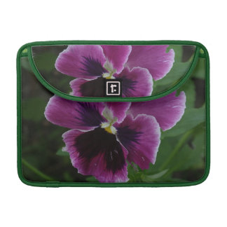 "Pansy Pictures 13"" MacBook Sleeve MacBook Pro Sleeve"