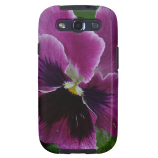 Pansy Pictures Samsung Galaxy Case Galaxy S3 Cases