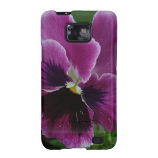 Pansy Pictures Samsung Galaxy Case Samsung Galaxy SII Cover