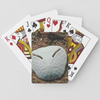 Pansy Shell Urchin (Echinodiscus Bisperforatus) Card Decks