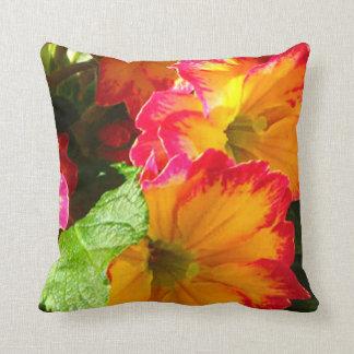 PANSY SO BRILLIANT American MoJo Pillow