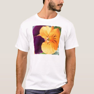 Pansy with much heart T-Shirt