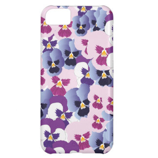 Pansys telephone hoesje iPhone 5C cover