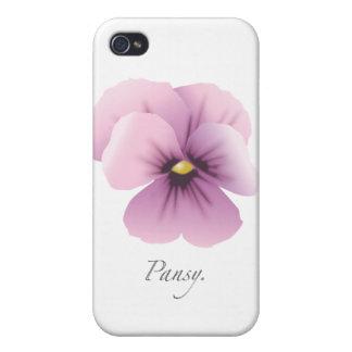 ¡Pansywear! iPhone 4 Carcasas