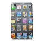 pantalla táctil de iPod Case-Mate iPhone 3 Coberturas