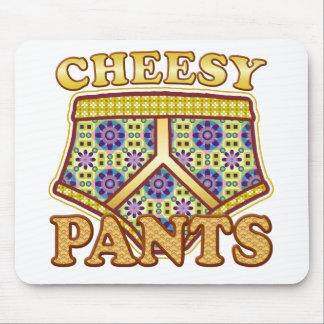 Pantalones caseosos v2 tapete de ratones