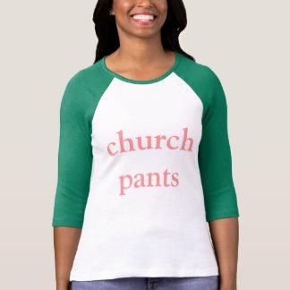 pantalones de la iglesia camisas