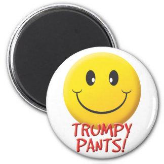 Pantalones de Trumpy Imán Para Frigorífico