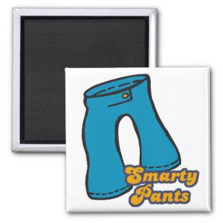 pantalones del sabelotodo imán