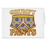 Pantalones gruñones v2 felicitaciones