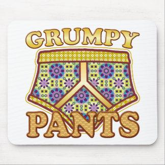 Pantalones gruñones v2 tapete de ratones