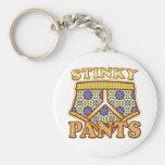 Pantalones Stinky v2 Llaveros
