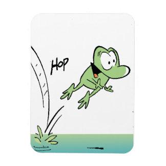 Pantano Mort el imán del salto de la rana