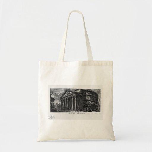 Panteón de Juan Piranesi- Bolsa Tela Barata