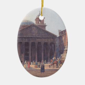 Panteón de Rudolf von Alt The y el della de la pla Ornamentos De Reyes Magos