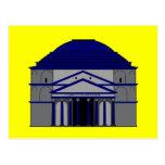 Panteón, inspiraciones de Roma Postales