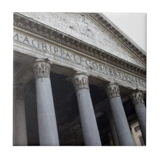 Panteón, Italia Azulejo Cuadrado Pequeño