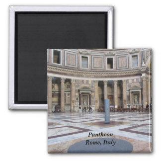 Panteón, Roma, Italia Imán Cuadrado