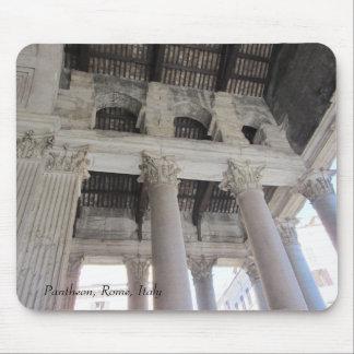 Panteón, Roma, Italia Alfombrillas De Ratones