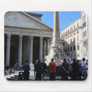 Panteón, Roma, Italia Alfombrilla De Raton